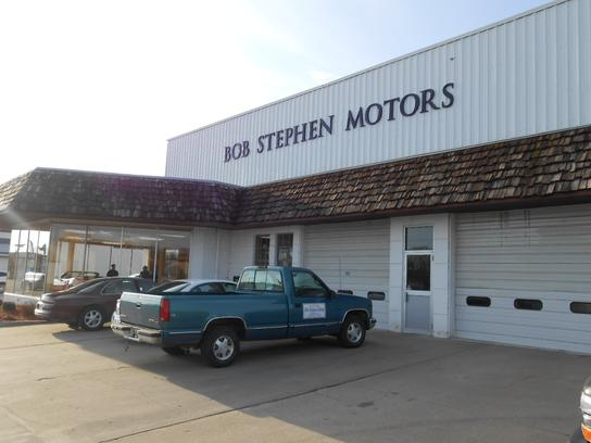 bob stephen motors manchester ia 52057 car dealership