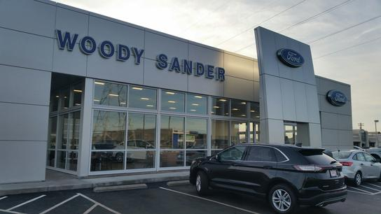 woody sander ford cincinnati oh 45232 car dealership and auto financing autotrader. Black Bedroom Furniture Sets. Home Design Ideas