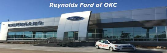 Reynolds Ford OKC - located on NW Expressway