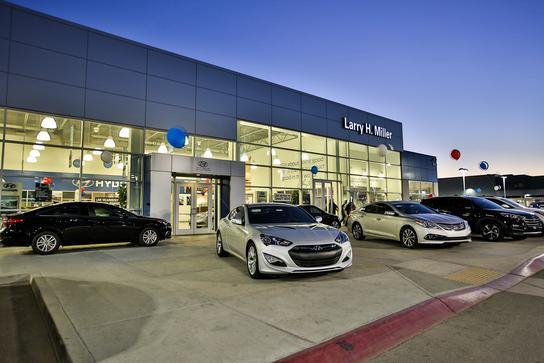 Larry H Miller Hyundai >> Larry H. Miller Hyundai Peoria car dealership in Peoria, AZ 85382 - Kelley Blue Book