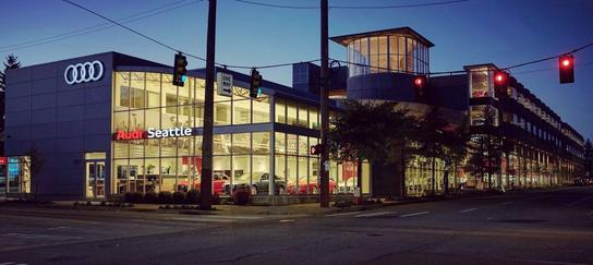 University Audi Volkswagen : Seattle, WA 98105 Car Dealership, and