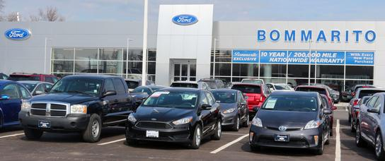 bommarito ford superstore hazelwood mo 63042 car dealership and auto financing autotrader. Black Bedroom Furniture Sets. Home Design Ideas