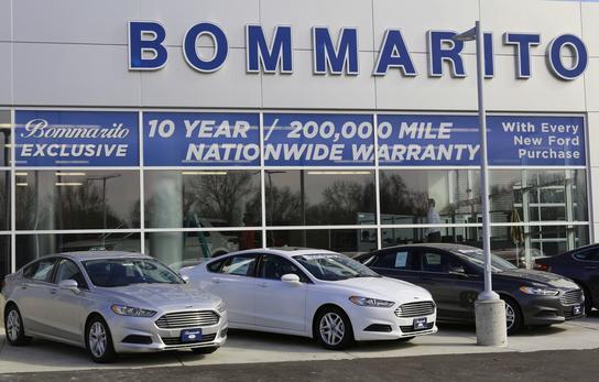 Bommarito Ford Superstore & Bommarito Ford Superstore : Hazelwood MO 63042 Car Dealership ... markmcfarlin.com