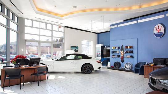 Maserati of the main line devon pa 19333 car dealership for Mercedes benz dealer devon pa