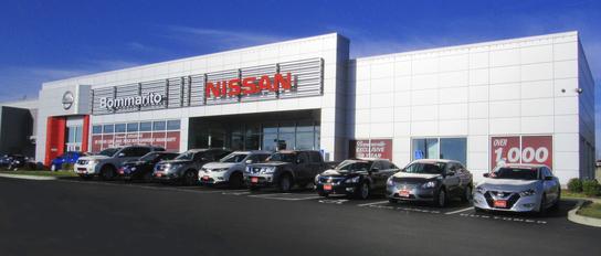 Bommarito Nissan Ballwin car dealership in BALLWIN, MO ...