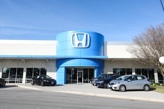 Continental Automotive Group: First Texas Honda 1