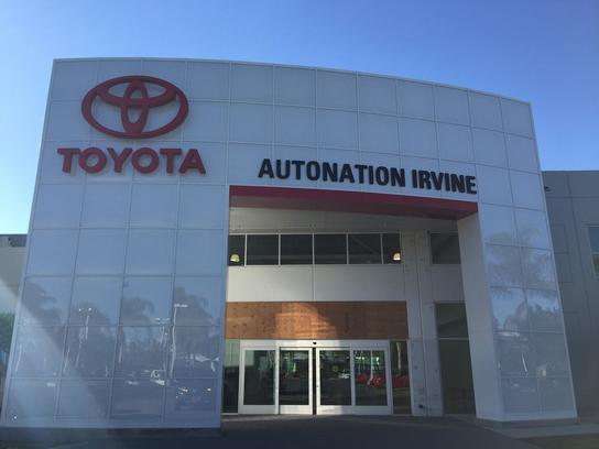 Autonation Toyota Scion Irvine Car Dealership In Irvine