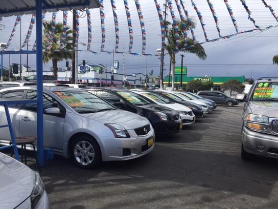 Las Playitas Dealers Car