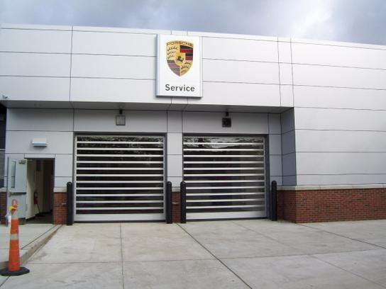 Porsche of Fairfield car dealership in FAIRFIELD, CT 06825 ...
