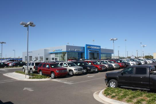 Gene Messer Chevrolet : LUBBOCK, TX 79412-1638 Car Dealership, and