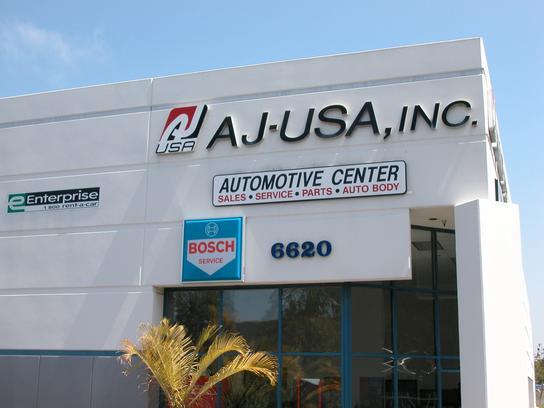 Aj usa san diego ca 92121 4300 car dealership and auto for Us motors san diego