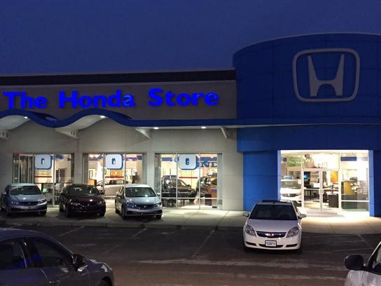The honda store new honda dealership in youngstown oh for The honda store boardman ohio
