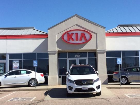 Peak Kia Colorado Springs