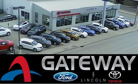 Gateway Ford Lincoln Toyota 1