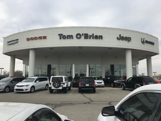 Jeep Dealership Indianapolis >> Tom O'Brien Chrysler Jeep Dodge Ram- Indianapolis ...