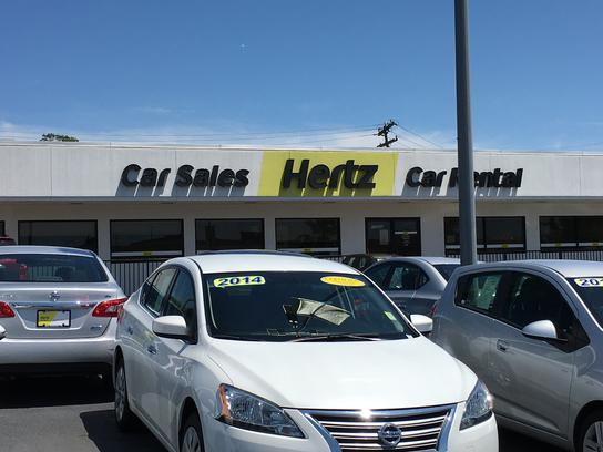 Hertz Rental Car Sales San Antonio