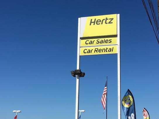 Hertz Used Car Sales Houston