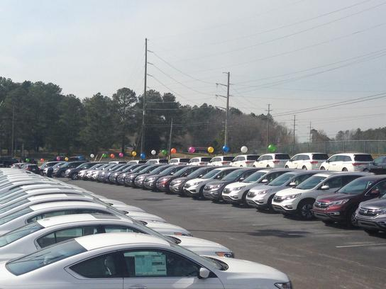 Honda of cleveland new honda dealership in cleveland tn for Honda dealers in tennessee