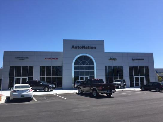 AutoNation Chrysler Dodge Jeep Ram North Savannah 1