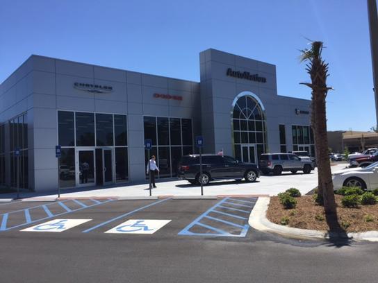 Used Car Dealerships In Savannah Ga >> AutoNation Chrysler Dodge Jeep Ram North Savannah ...