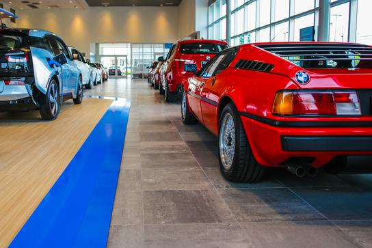 Hendrick BMW  Charlotte NC 28227 Car Dealership and Auto