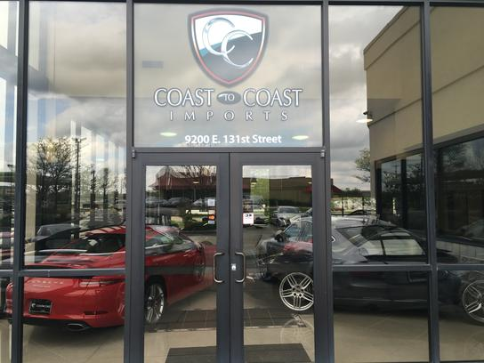 coast to coast imports fishers in 46038 car dealership
