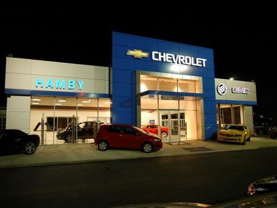 Hamby Chevrolet Pontiac Buick GMC Trucks : Perry, GA 31069-9601 Car
