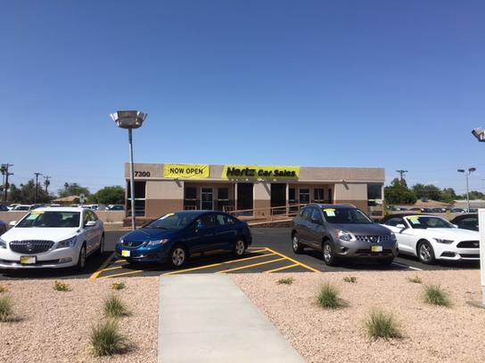 Hertz Car Rental Scottsdale Road