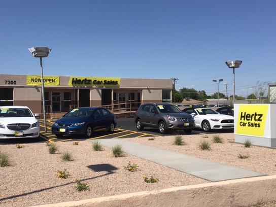 Hertz Rental Car In Scottsdale Az
