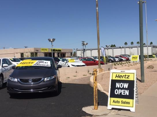 Hertz Used Car Sales Az