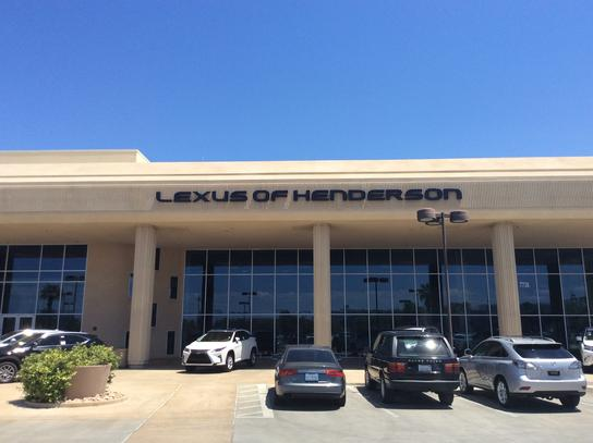 New Car Dealers In Henderson Nv