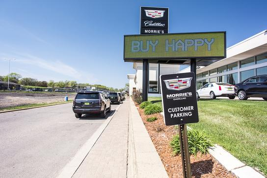 morries golden valley cadillac car dealership in