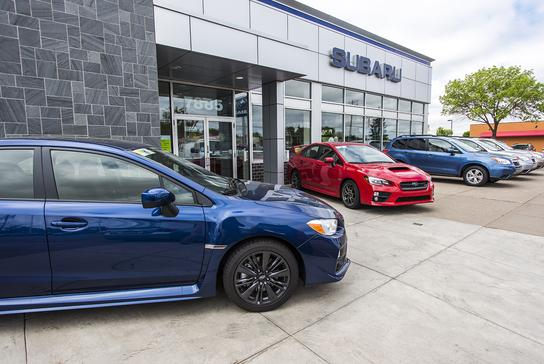 Morrie S Subaru Used Cars