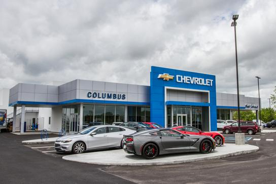 Chevrolet of Columbus car dealership in COLUMBUS, IN 47201 ...