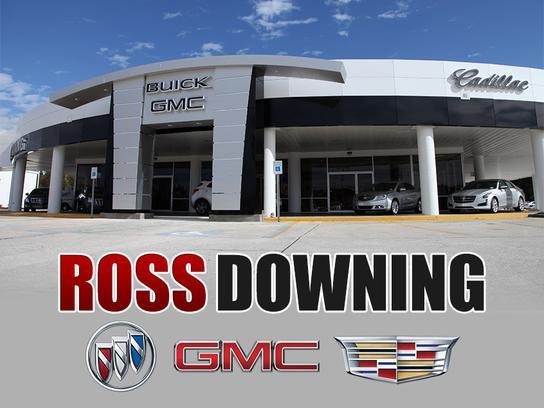 Car Dealerships In Hammond La: Ross Downing Buick, GMC, Cadillac : Hammond, LA 70403 Car