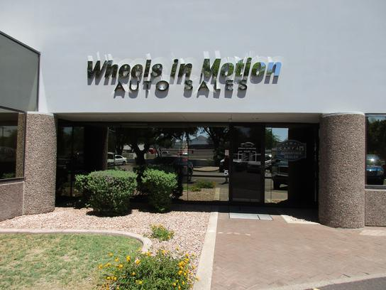 wheels in motion auto sales car dealership in tempe az 85283 4378 kelley blue book. Black Bedroom Furniture Sets. Home Design Ideas