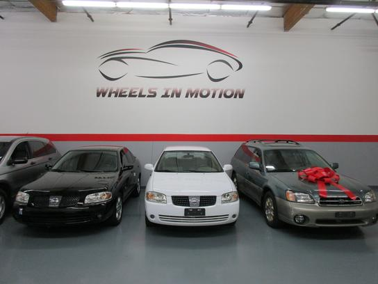 Wheels in Motion Auto Sales 2