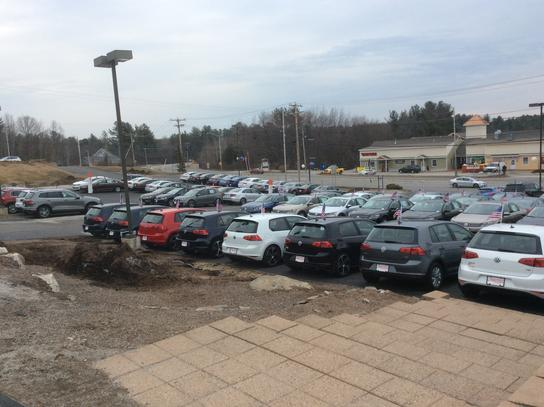 Autofair Volkswagen Merrimack Nh 03054 Car Dealership