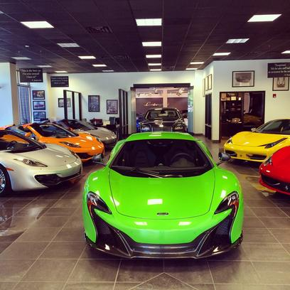 MOTORCARS OF GEORGIA Atlanta GA Car Dealership