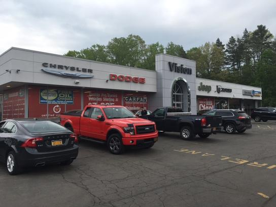 Vision Dodge Chrysler Jeep RAM : ROCHESTER, NY 14625-2312 ...