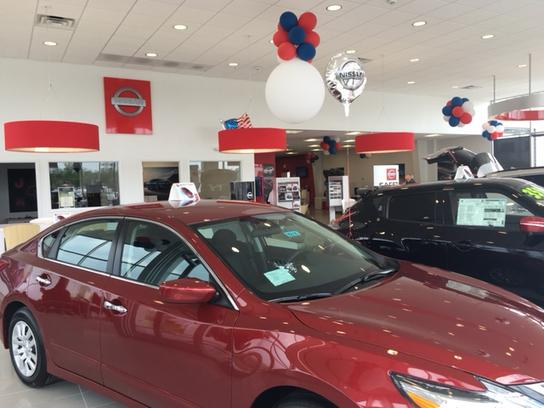 Vision Nissan of Canandaigua