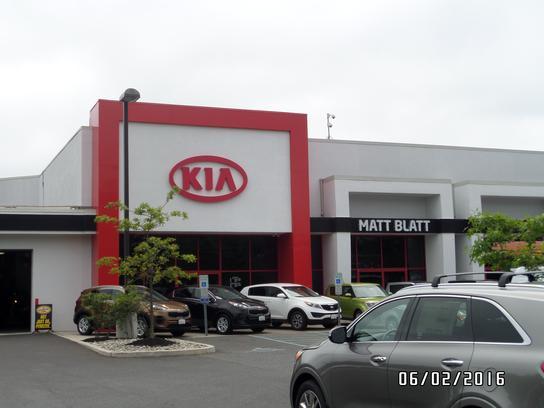 Matt Blatt Kia Egg Harbor Township Nj 08234 Car