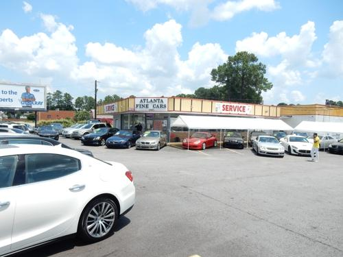 atlanta fine cars inc jonesboro ga 30236 1902 car dealership and auto financing autotrader. Black Bedroom Furniture Sets. Home Design Ideas