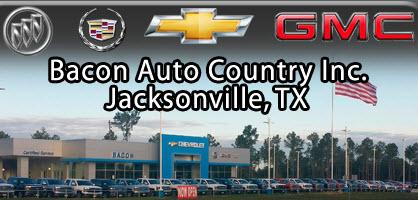 BACON AUTO COUNTRY INC