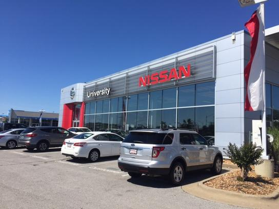 University Nissan of Florence 1