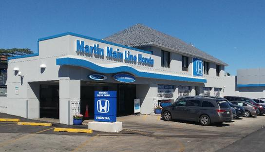 Martin Main Line Honda : Ardmore, PA 19003 Car Dealership, and Auto