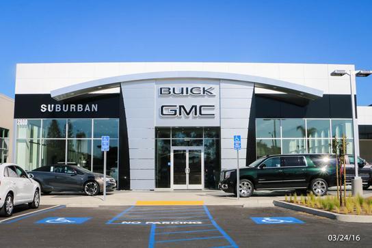 Suburban Buick GMC Cadillac Costa Mesa CA Car Dealership - Gmc cadillac dealer