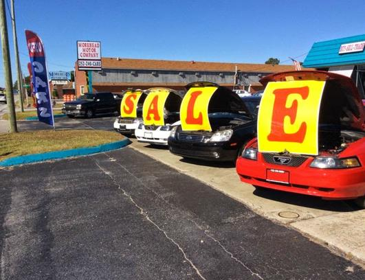 Morehead Motor Company Car Dealership In Morehead City Nc