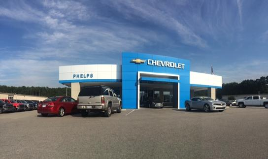 Phelps Chevrolet Greenville Nc >> Phelps Chevrolet : Greenville, NC 27834 Car Dealership ...