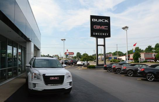 Sweeney Buick GMC Chevrolet 1